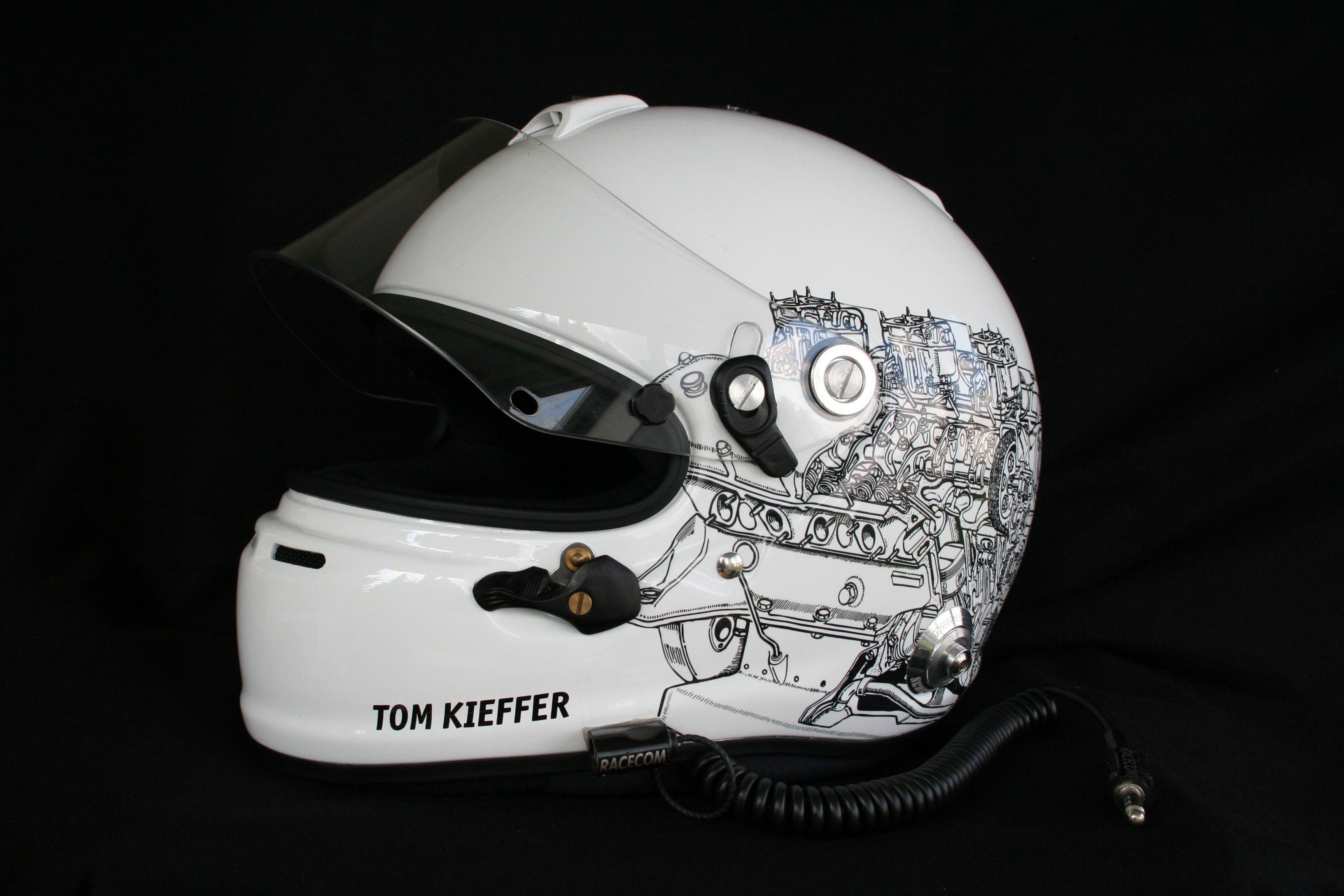 Helmdesign Irace Design