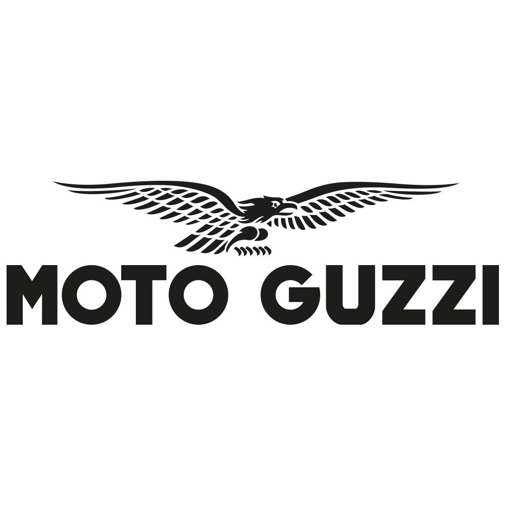 moto guzzi logo 1 irace design. Black Bedroom Furniture Sets. Home Design Ideas